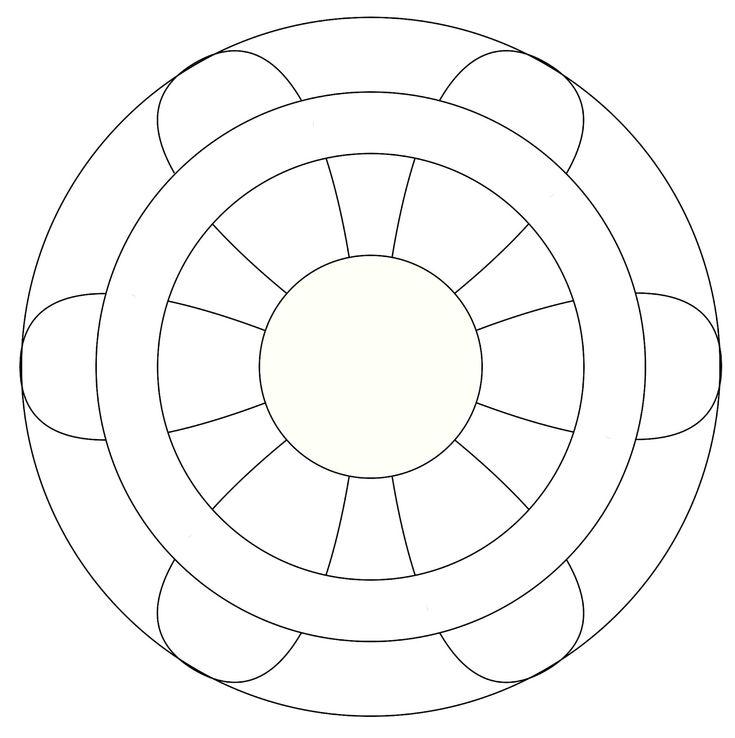 186 best mandalas, kaleidoscopes, fractals images on Pinterest