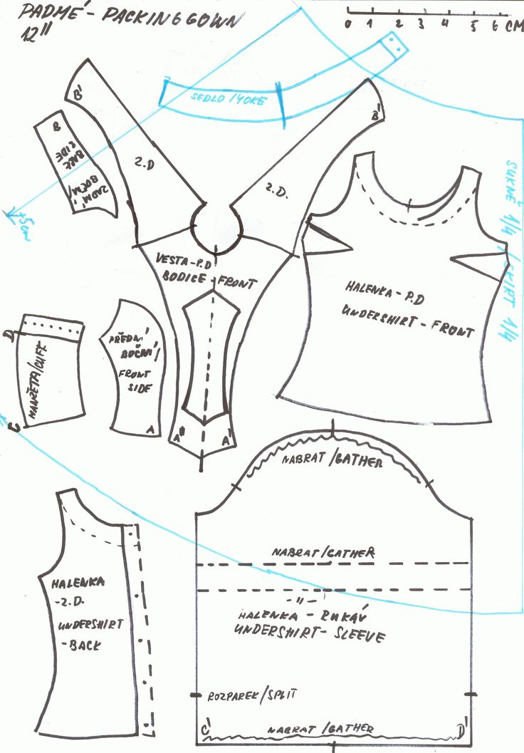 1000+ images about Barbie clothes patterns on Pinterest