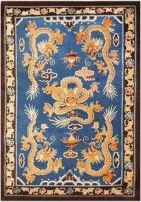 Antique Chinese Dragon Rug 48069 Main Image - By Nazmiyal ...