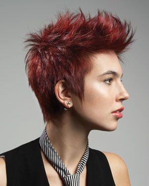 25 Best Ideas About Women's Faux Hawk On Pinterest Faux Hawk