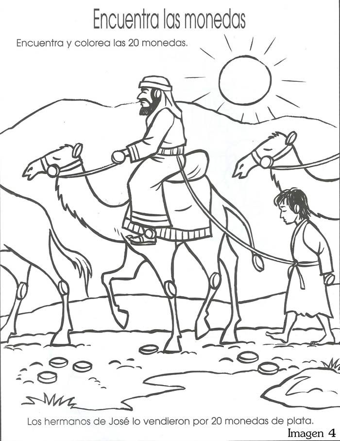1512 best images about Christian Coloring Pages-OT on