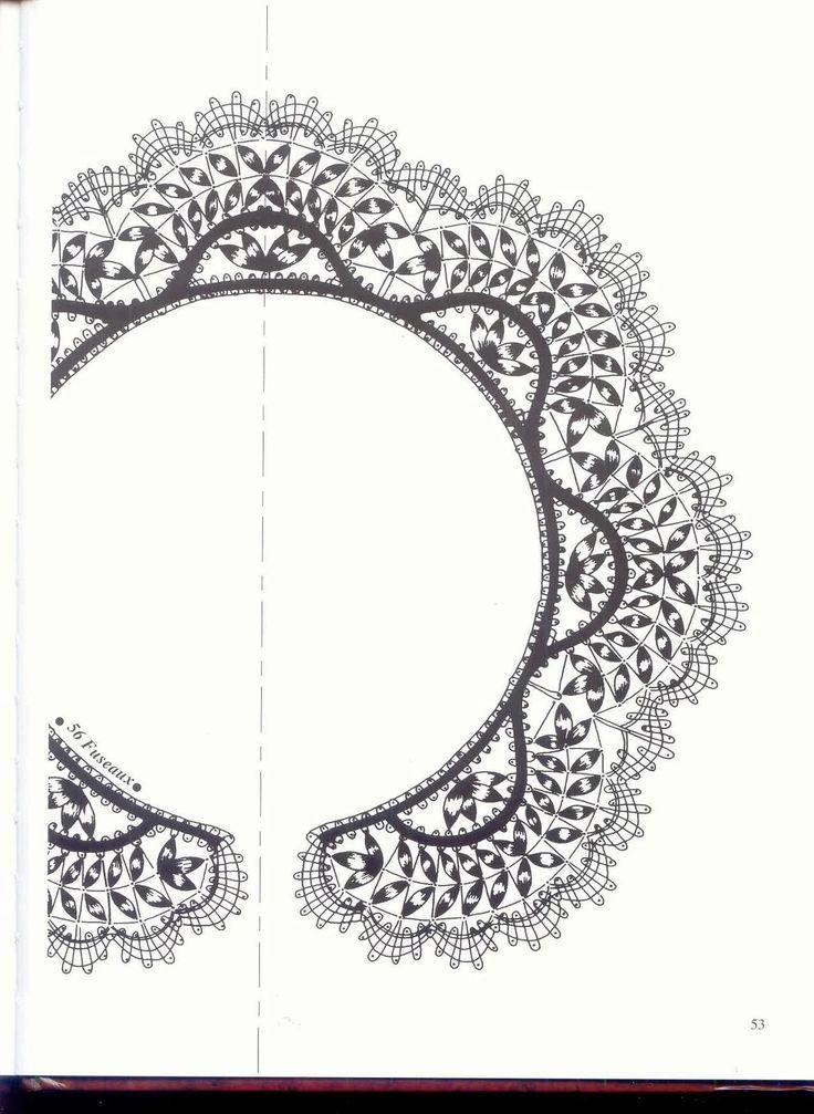 1000+ ideas about Bobbin Lace Patterns on Pinterest