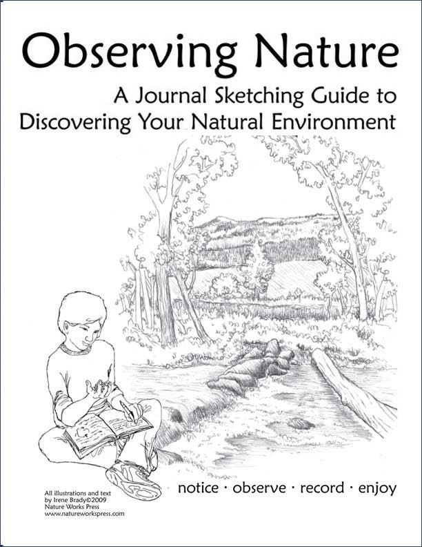 Observing Nature Journal Sketching Guide...great site with