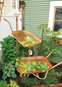 264 best images about Rustic Garden Decor on Pinterest