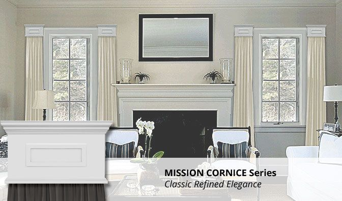 living room picture ideas best modern paint colors cornice window treatment - windows framing ...