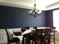 NAVY DINING ROOM | Navy blue dining room | For the Home ...