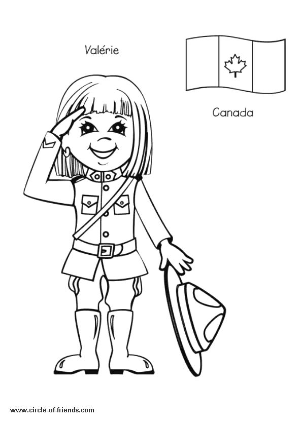 23 best images about Canada Colouring Pages on Pinterest