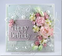 1000+ images about shabby chic cards on Pinterest ...