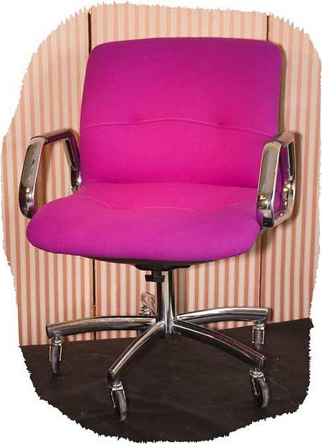 reupholster office chair  Office Mishmash  Pinterest