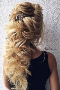 Best 20+ Curly wedding hairstyles ideas on Pinterest