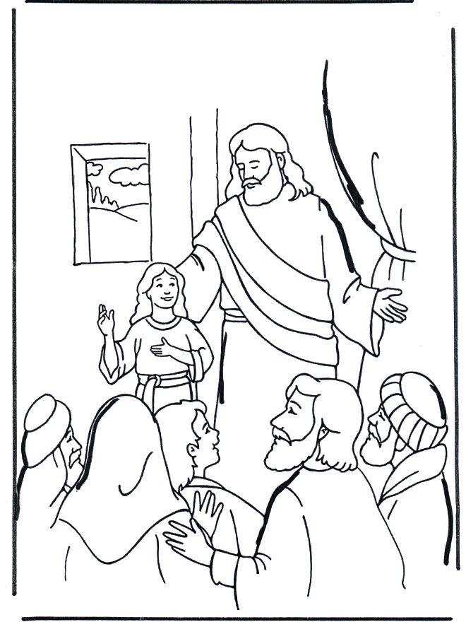 28 best images about BIBLE: JESUS RAISES DEAD on Pinterest