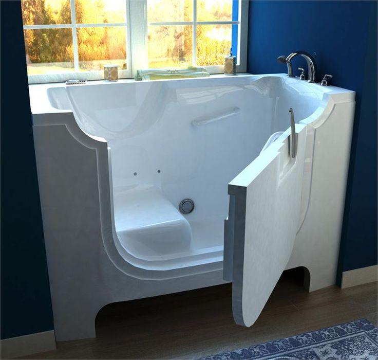 30 x 60 Wheelchair Accessible WalkIn Whirlpool Tubs  Bathroom ideas  Pinterest  Wheelchairs