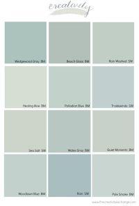 Benjamin Moore Wedgewood Gray: Color Spotlight | Spotlight ...