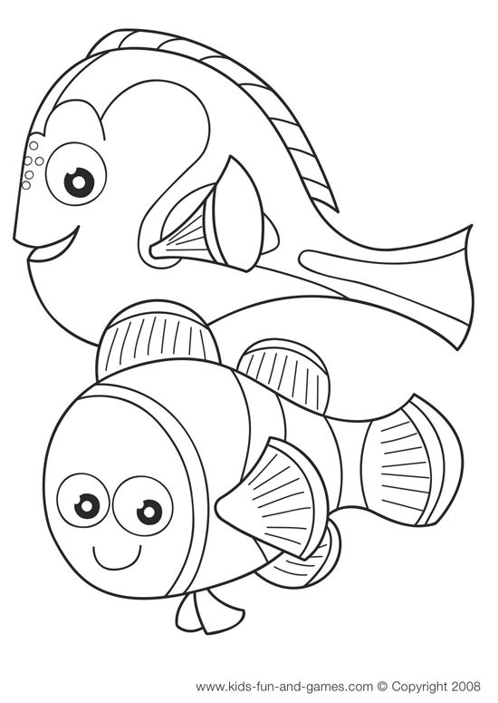 36 best images about Kids Printable Coloring Pages on
