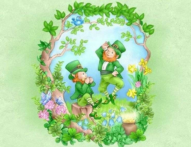 Vintage Cute Puppy Wallpaper Hd For Mac St Patrick S Day Wallpaper St Patrick S Day Pinterest