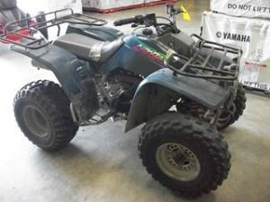 1996 Kawasaki LAKOTA 300, FRONT AND REAR RACK,GREAT SPORTUTILITY ATV #FORSALE #USED | 4