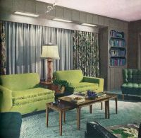 1000+ ideas about 1940s Living Room on Pinterest