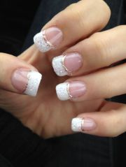 1000 ideas gel french tips
