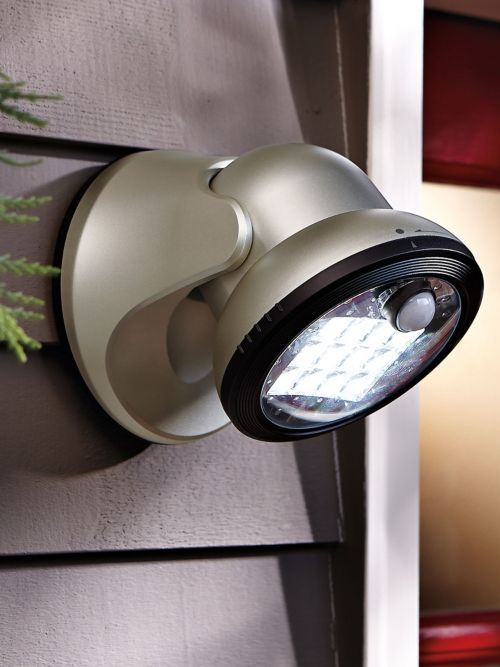 25 best ideas about Outdoor security lights on Pinterest