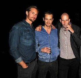 Alexander Amp Gustaf Skarsgard Amp Joel Kinnaman Eric Holder And Floki All N One Pic Gustaf
