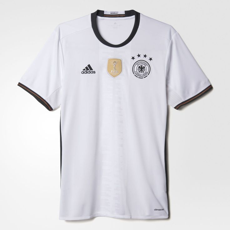 adidas camiseta de f tbol selecci n de alemania uefa euro