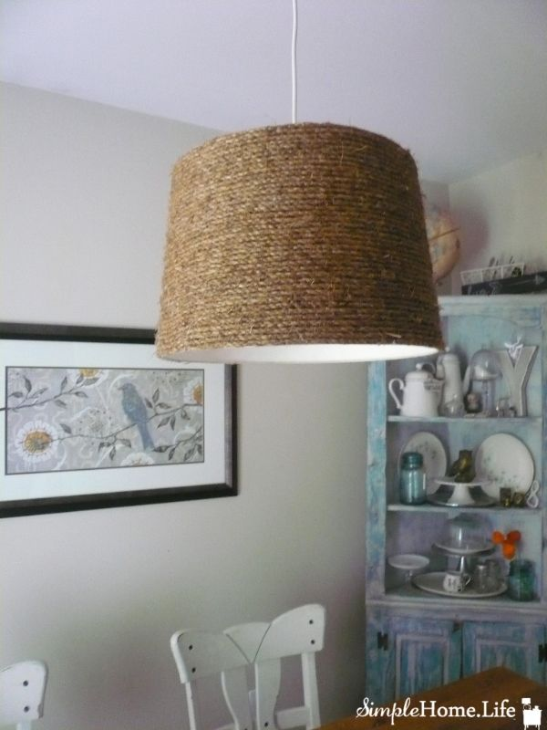 1000+ ideas about Lampshade Redo on Pinterest