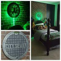 25+ best ideas about Ninja turtle bedroom on Pinterest ...