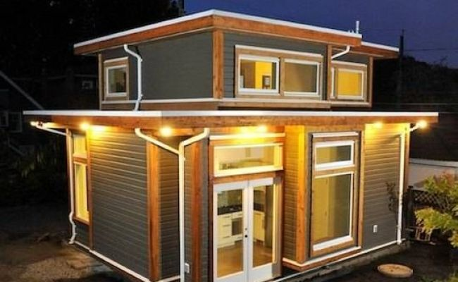 500 Square Foot Small House Love Minus The Garage I D