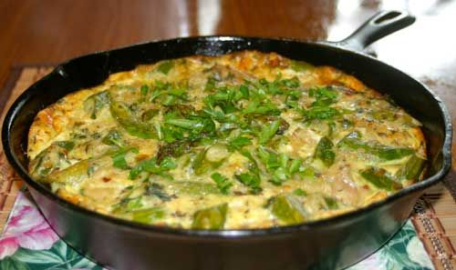 Breakfast Pierogi Frittata Recipe for breakfast or dinner
