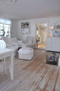 Love the white wash floors | Seaside home of my dreams ...