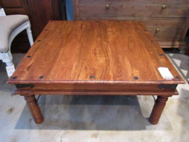 Rustic Indian Rosewood Coffee Table Wmedieval Metal Accents Tables Pinterest Other