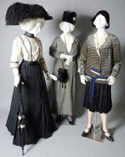 fashion 1900-1910