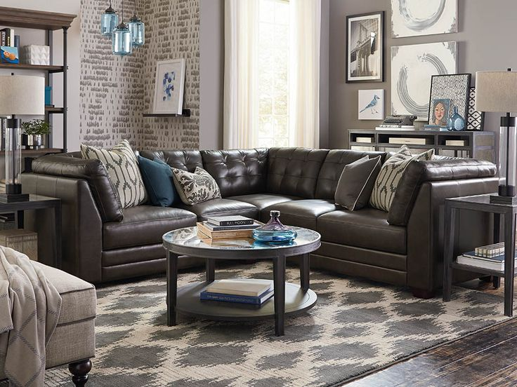 camel colored leather sofas mid century modern round sofa 17 best ideas about sectional on pinterest ...