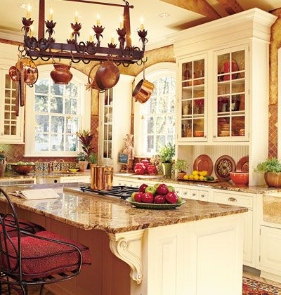 old world french country kitchen 75 best Old World Kitchens images on Pinterest