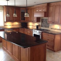 Quartz Countertops Colors For Kitchens Price Of Kitchen Cabinets Contemporary Countertop Ideas Wood Black ...