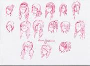 1000 ideas anime haircut
