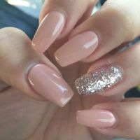 Best 25+ Natural Acrylic Nails ideas on Pinterest ...