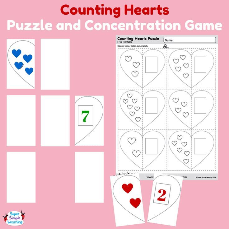 Puzzled Hearts Game Facebook