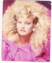 big hair & glamour shots