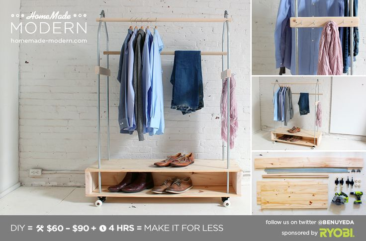 Excellent! Garment Racks From The Store Are So Cheap And