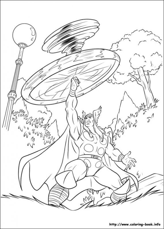 165 best images about Superheroes Coloring Pages on