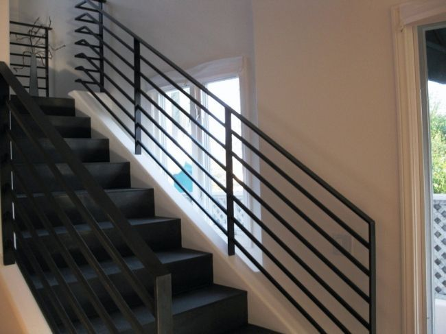 1000+ ideas about Modern Stair Railing on Pinterest