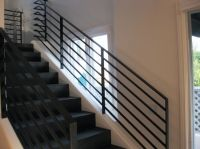 1000+ ideas about Modern Stair Railing on Pinterest ...