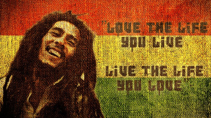 Love Quotes Wallpaper Mobile9 Love The Life You Live Live The Life You Love Bob