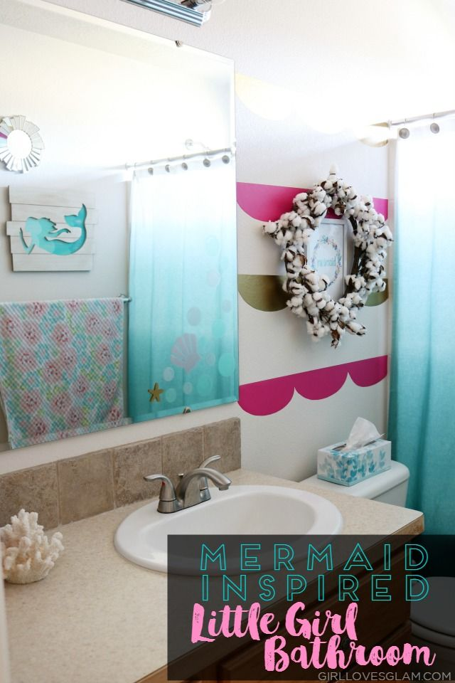 25 best ideas about Little girl bathrooms on Pinterest