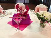 shoe bridal