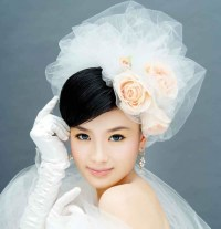 17 Best images about Short Bridal Hairstyles on Pinterest ...