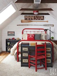 25+ best ideas about Camping Bedroom on Pinterest | Boys ...