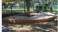 deck around tree | Playground Ideas | Pinterest | Trees ...