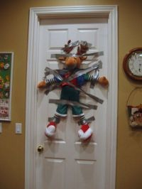1000+ images about Dorm Christmas Decorations on Pinterest